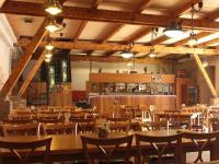Sál - večírky, svatby apod (Pronájem restaurace 450 m², Praha 9 - Kyje)