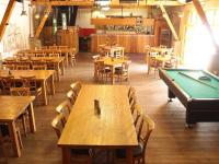 Restaurace - sál (Pronájem restaurace 450 m², Praha 9 - Kyje)