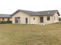 pohled na dům ze zahrady (Prodej domu v osobním vlastnictví 186 m², Sulice)