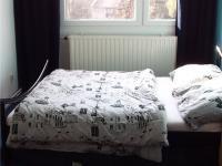 ložnice (Prodej bytu 2+kk v osobním vlastnictví 43 m², Říčany)