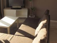 obývací pokoj (Prodej bytu 2+kk v osobním vlastnictví 41 m², Praha 9 - Hloubětín)