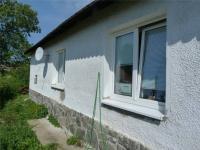 dům s oknem do kuchyně a obýváku (Prodej domu v osobním vlastnictví 101 m², Týnec nad Sázavou)