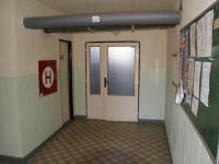 Společný interiér - vestibul (Prodej bytu 1+1 v osobním vlastnictví 44 m², Písek)