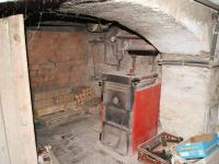 Kotel na tuhá paliva  (Prodej domu v osobním vlastnictví 200 m², Kunice)