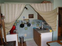 Kuchyně v 1. patře  (Prodej domu v osobním vlastnictví 200 m², Kunice)