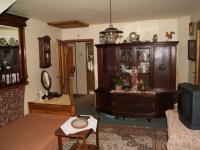 Obývací pokoj v 1. patře  (Prodej domu v osobním vlastnictví 200 m², Kunice)