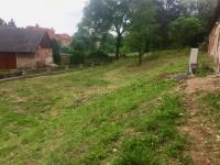 Velký pozemek (Pronájem domu v osobním vlastnictví 205 m², Prusice)