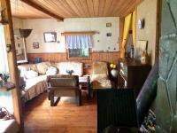 Obývací pokoj (Prodej domu v osobním vlastnictví 89 m², Konojedy)