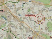 Nedaleko Prahy (Prodej pozemku 1214 m², Křenice)