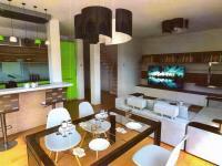 Vizualizace interiéru - Prodej domu v osobním vlastnictví 118 m², Kostelec nad Černými lesy