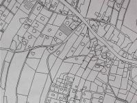 pozemek ve stávající zástavbě rodinných domů (Prodej pozemku 1377 m², Kamenice)