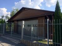 Velká garáž (Prodej domu v osobním vlastnictví 140 m², Mukařov)