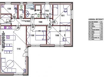 Novostavba 4+kk - Prodej domu v osobním vlastnictví 119 m², Doubravčice