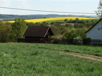pohled do okolí - Prodej pozemku 8000 m², Radíč
