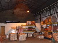 vnitřní prostor - Pronájem skladovacích prostor 176 m², Říčany