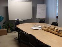 zasedací místnost - Pronájem skladovacích prostor 176 m², Říčany