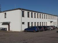 budova s kancelářemi - lze pronajmout odděleně sklad a kanceláře - Pronájem skladovacích prostor 176 m², Říčany