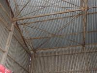 lehká konstrukce haly - Pronájem skladovacích prostor 176 m², Říčany