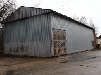 nezateplená hala - Pronájem skladovacích prostor 176 m², Říčany