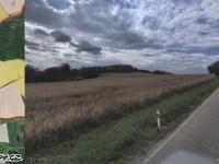 Přístup ze silnice - Prodej pozemku 8635 m², Načeradec