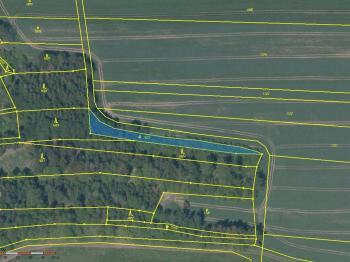 Ostatní plocha - okraj lesa - Prodej pozemku 8635 m², Načeradec
