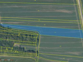 Orná půda - Prodej pozemku 8635 m², Načeradec