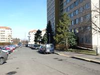 ulice před domem - Prodej bytu 2+kk v osobním vlastnictví 44 m², Praha 10 - Horní Měcholupy