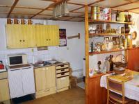 Kuchyně v přízemí - Prodej chaty / chalupy 90 m², Stříbrná Skalice