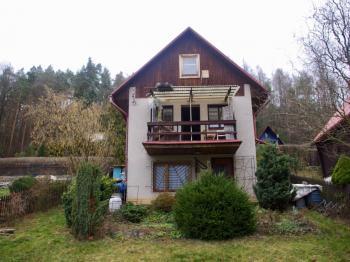 Velká chata - Prodej chaty / chalupy 90 m², Stříbrná Skalice