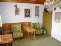 Obývací pokoj - Prodej chaty / chalupy 90 m², Stříbrná Skalice