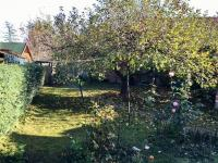 Zahrada se vzrostlými stromy - Prodej domu v osobním vlastnictví 150 m², Zásmuky