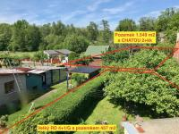 Možnost koupě sosedního poz. s chatou - Prodej domu v osobním vlastnictví 150 m², Zásmuky