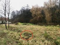 Přípojka kanalizace - Prodej pozemku 974 m², Přistoupim
