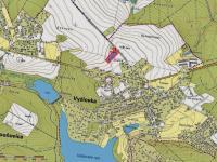 Velký pozemek - Prodej pozemku 7522 m², Vyžlovka