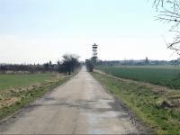 Asfaltová komunikace - Prodej pozemku 7522 m², Vyžlovka