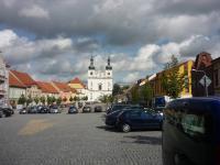 Náměstí Březnice (Prodej domu v osobním vlastnictví 250 m², Březnice)
