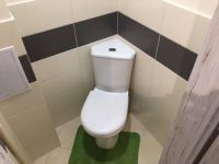 samostatné WC (Prodej bytu 2+kk v osobním vlastnictví 48 m², Praha 1 - Staré Město)