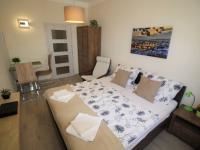 Ložnice (Prodej bytu 2+kk v osobním vlastnictví 48 m², Praha 1 - Staré Město)
