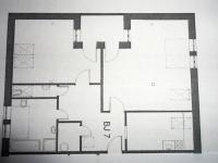 Pronájem bytu 2+1 v osobním vlastnictví 90 m², Kamenice