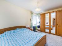 Ložnice, realitní makléřka Renáta Maličká (Prodej bytu 4+kk v osobním vlastnictví 146 m², Praha 9 - Prosek)