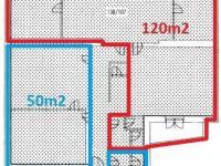 Pronájem kancelářských prostor 180 m², Praha 6 - Vokovice