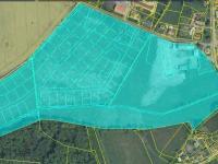 Prodej pozemku, 217482 m2, Obrubce
