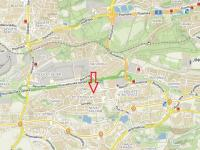 Prodej garážového stání 15 m², Praha 5 - Stodůlky