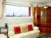 obývací pokoj (Prodej bytu 4+kk v osobním vlastnictví 124 m², Praha 9 - Prosek)