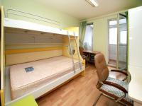 dětský pokojík 2 (Prodej bytu 4+kk v osobním vlastnictví 124 m², Praha 9 - Prosek)