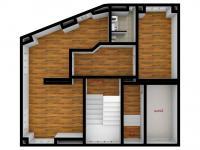 Prodej bytu 3+1 v osobním vlastnictví 81 m², Praha 6 - Břevnov
