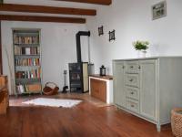 obývací pokoj - Prodej domu v osobním vlastnictví 100 m², Klatovy