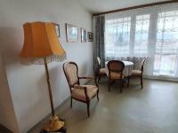 obývací pokoj - Prodej bytu 3+1 v družstevním vlastnictví 64 m², Praha 4 - Háje