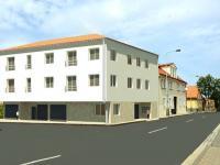 vizualizace (Prodej bytu 1+1 v osobním vlastnictví 51 m², Praha 8 - Ďáblice)