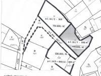 Prodej pozemku 848 m², Zádub-Závišín